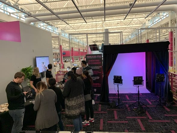 T-Mobile Event