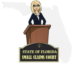 Florida small claims court