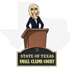 Texas small claims court