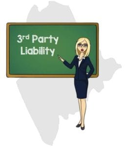 Maine 3rd party liability