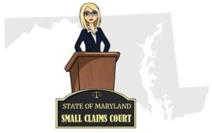 Maryland Small Claims Court