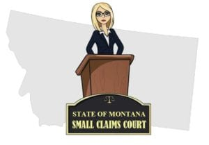 Montana small claims court