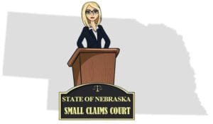 Nebraska small claims court