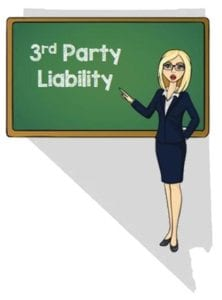 Nevada 3rd party liability