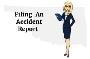 Oklahoma accident file report